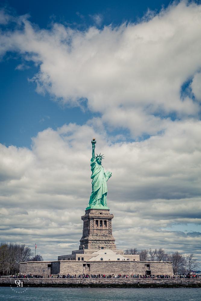 La Statue de laLiberté