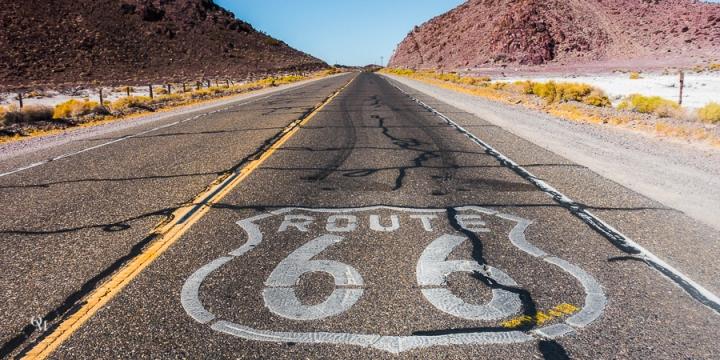 Un bout de Route66